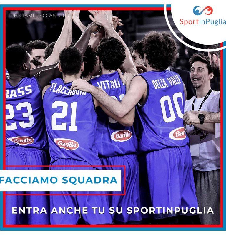 SportinPuglia-FacciamoSquadra-EntraSuSportinPuglia